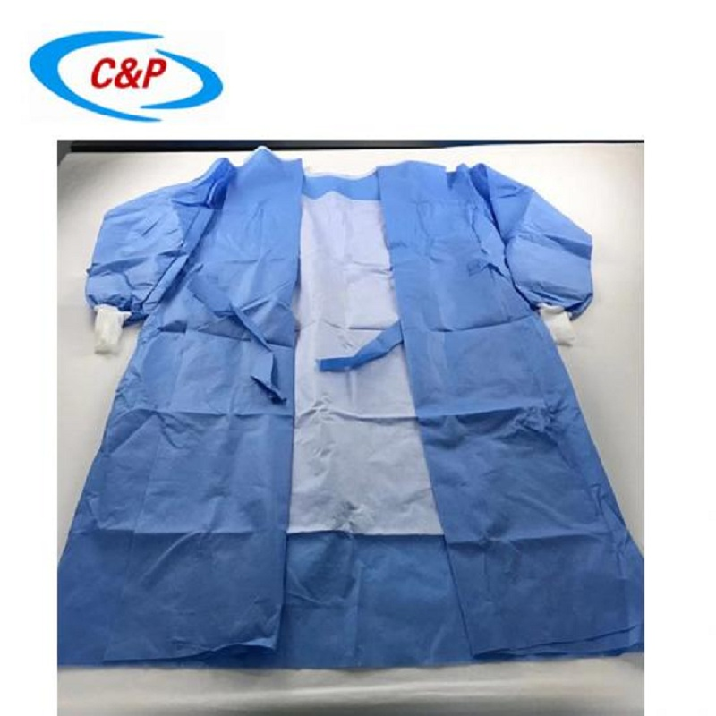 SMS Nonwoven Surgical Gown