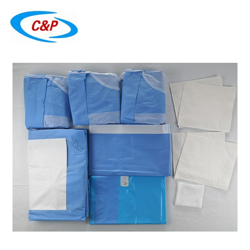 Sterile C-section Surgical Pack
