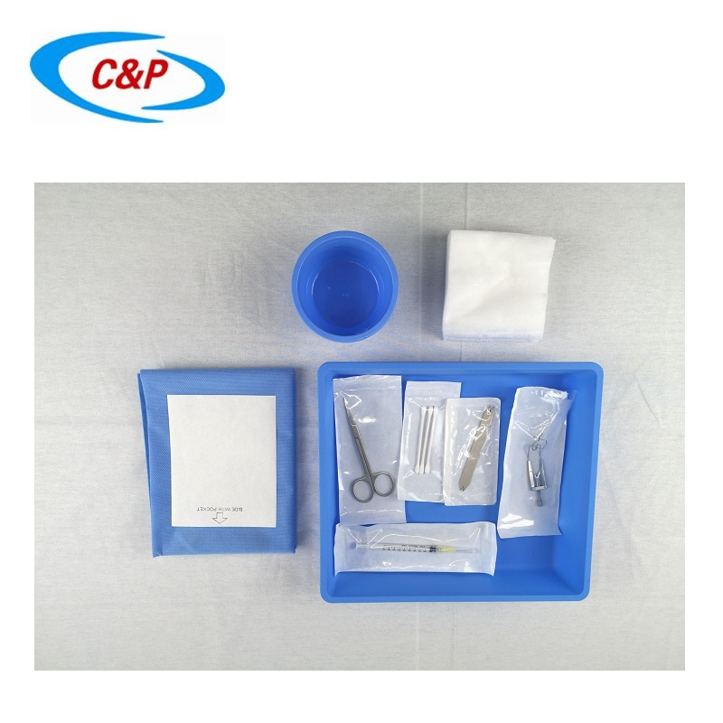 Sterile Eye Drape Pack