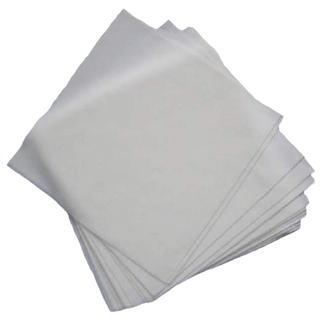 Disposable dust-free cloths