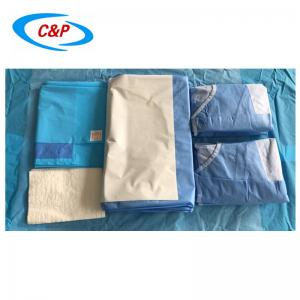Surgical C-Section Drape  Pack
