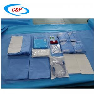 Disposable C-section Sheet Pack