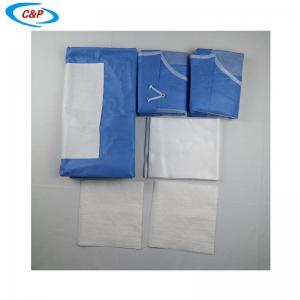 Nonwoven Cesarean Drape Pack