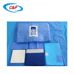 SMS Lithotomy Surgical Pack